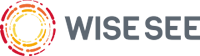 WISE SEE (English) Logo
